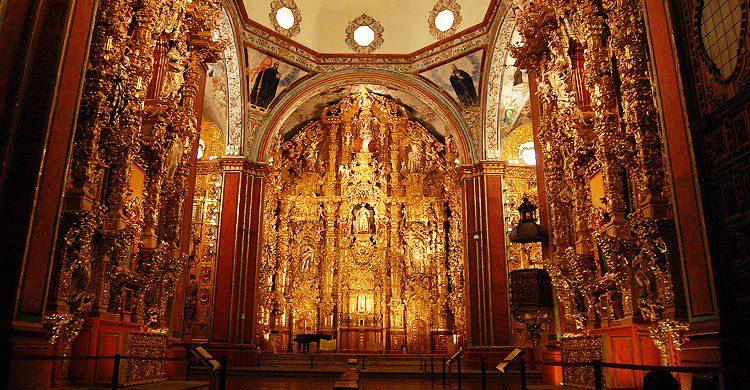 Iglesia de San Francisco Javier