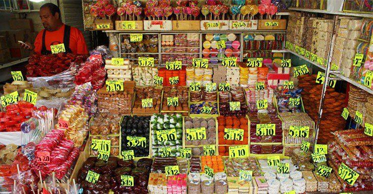 Mercado Ampudia o Mercado de los Dulces