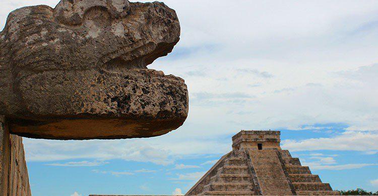 Chichén Itzá-Oswaldo Rubio-Flickr