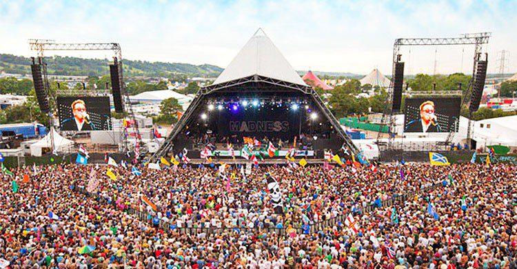 Glastonbury Festival, Inglaterra