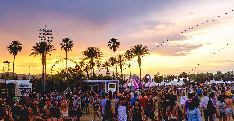 Coachella Valley Music and Art Festival, Estados Unidos