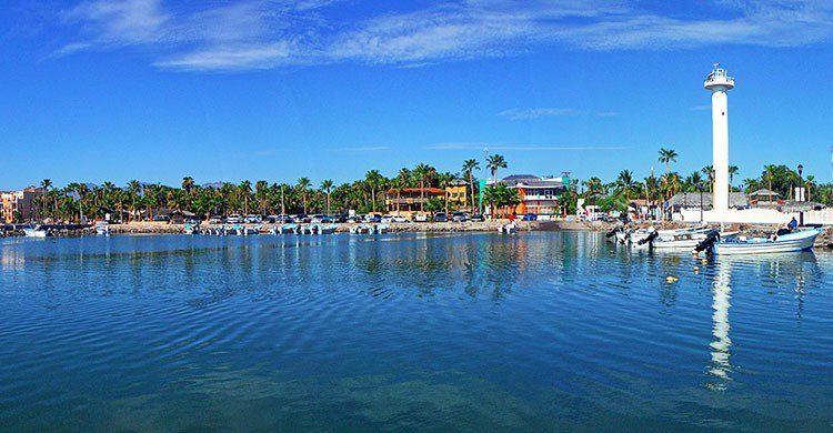 Marina at Loreto, Mexico-Editada-Kirt Edblom-http://bit.ly/2azEIV8-Flickr