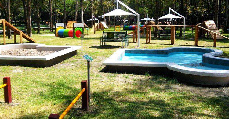 Parque Canino Naucalli, Naucalpan