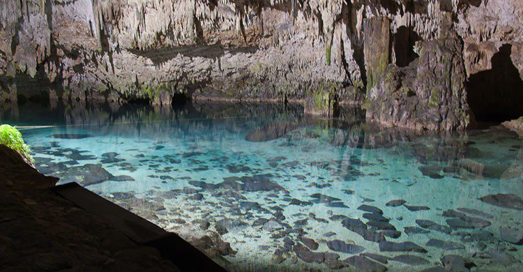 Clima zona arqueológica Cobá
