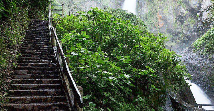 Cascadas de Quetzalapan