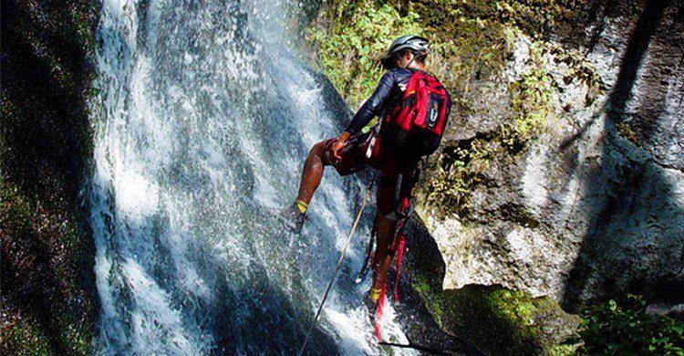 Las Cascadas de Quetzalapan