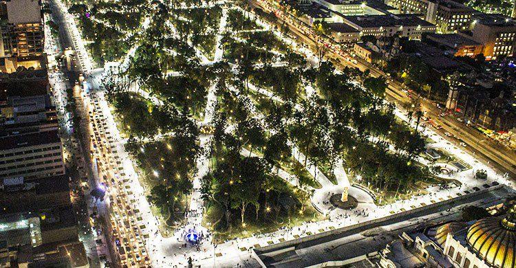 Alameda central-Valeria Ramos-Flickr