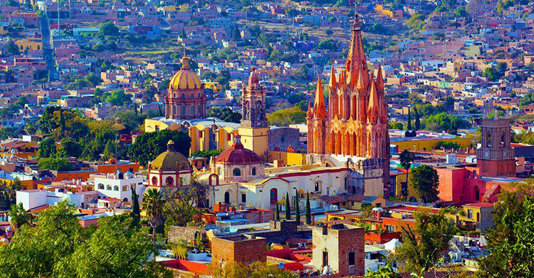 San Miguel de Allende-Editada-Jiuguang Wang-http://bit.ly/2ccMsw2-Flickr
