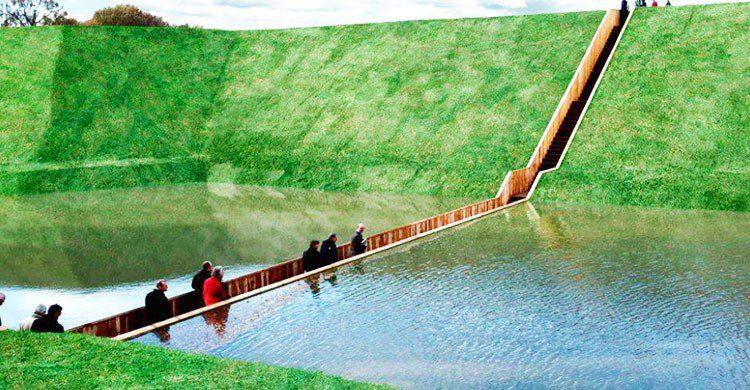 Puente de Moises, Holanda