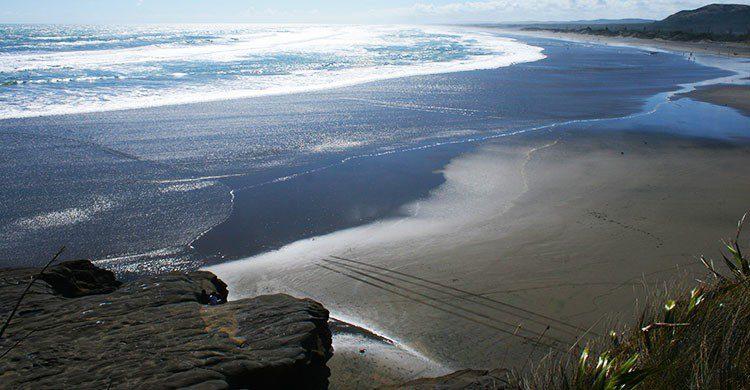 Muriwai, Nueva Zelanda