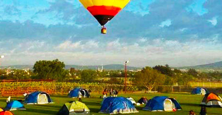 Fuente imagen: Noches Mágicas en Teotihuacán