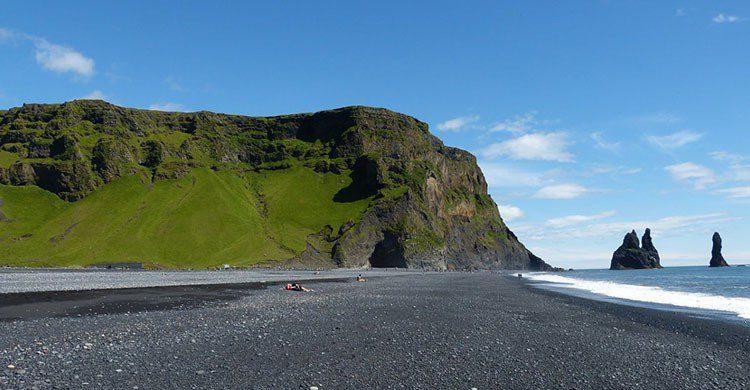 Islandia playas negras star wars