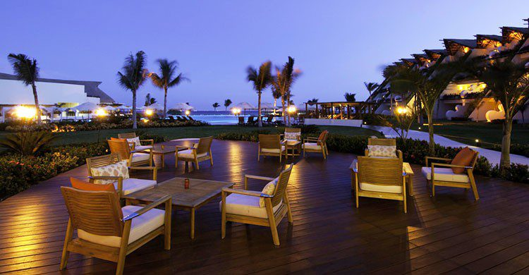 Flickr-Grand Velas Riveria Maya Patio at Dusk-Grand Velas Riviera Maya-editada-http://bit.ly/2h6Txn7
