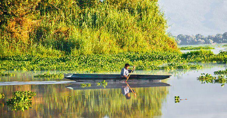Flickr-Lago de Patzcuaro & Isle of Janitzio-Christopher William Adach-editada-http://bit.ly/2k9LJRf