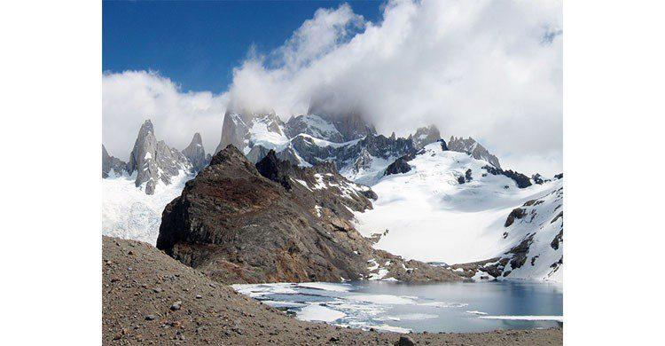 Flickr-Laguna de los Tres in Parque Nacional Los Glaciares-Miguel Vieira