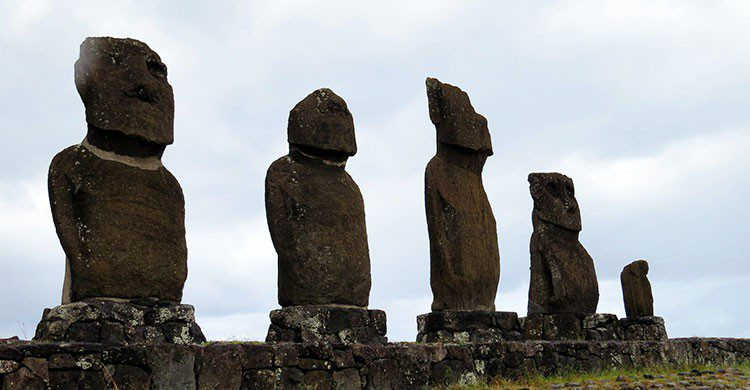 Flickr-Tahai - Moai - Easter Island - Rapa Nui - Isla de Pascua-David Berkowitz