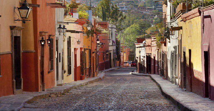 Calles de pueblo