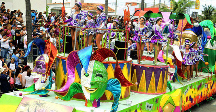 Desfile carnaval de veracruz