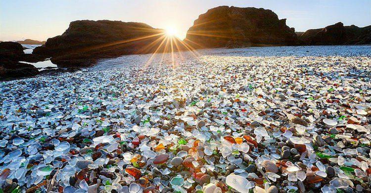 Playa de gemas