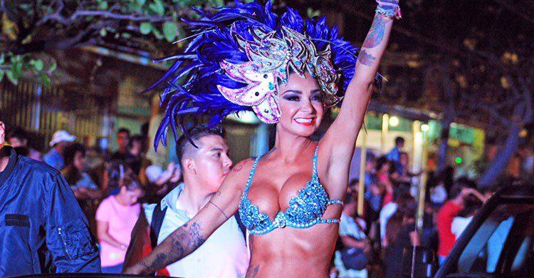 Reina del carnaval de Veracruz