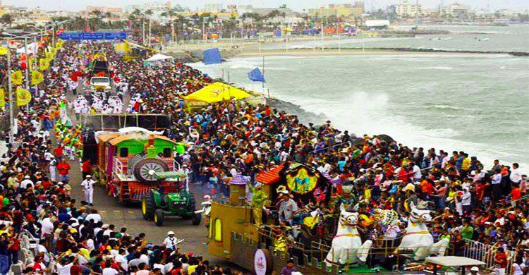 Carnaval en la costa