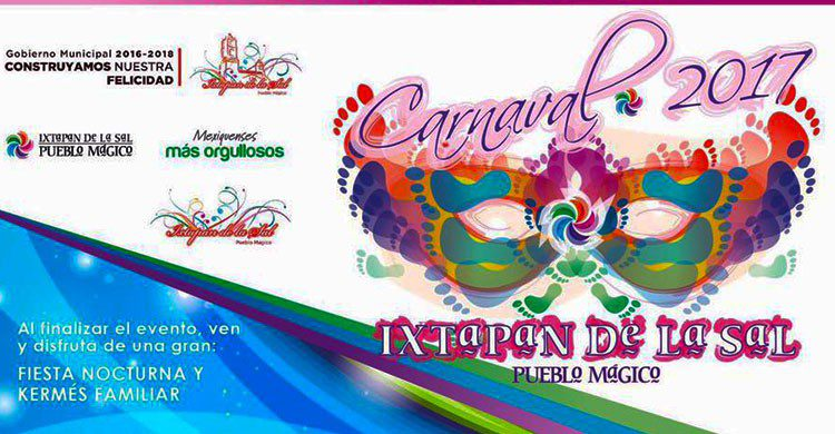 Carnaval Ixtapan de la Sal