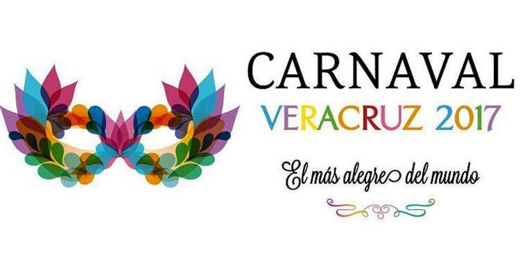 Cartelera Carnaval Veracruz 2017