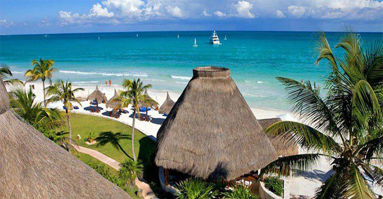 Playa de la Rivera Maya