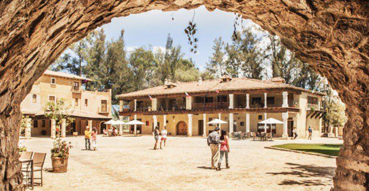 Centro de Val'quirico Tlaxacala