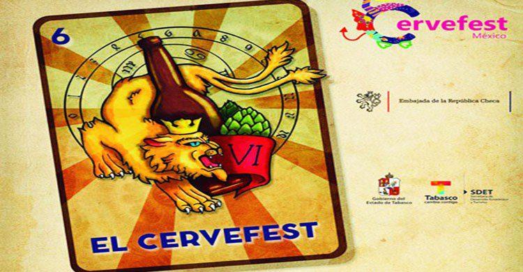 Cartel del Cervafest