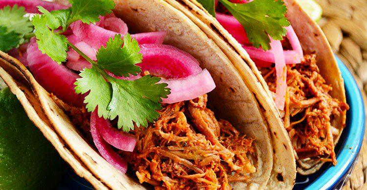 Tacos de yucatán