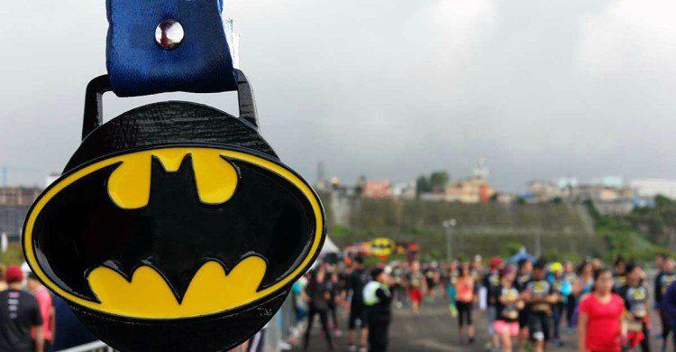 Batman 21 Kilometros