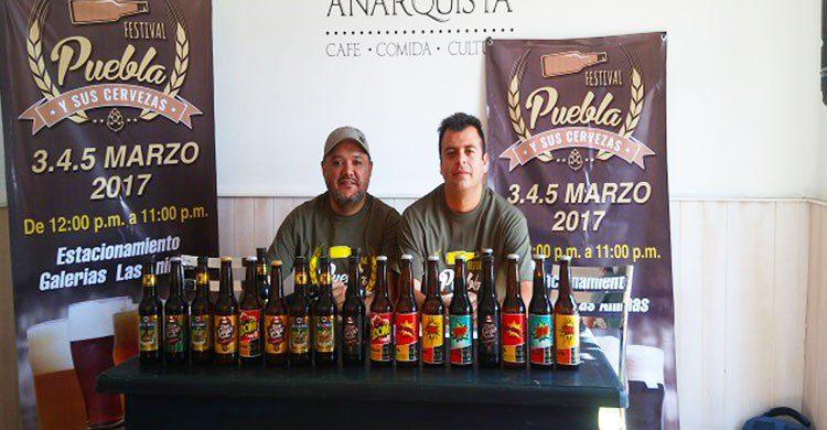 Barra de cervezas