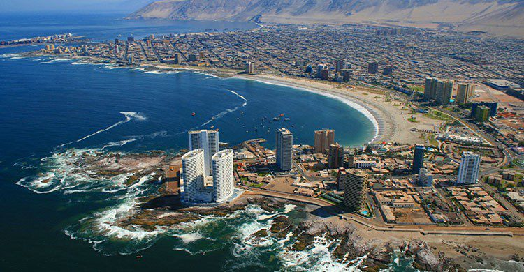 Playas de Chile