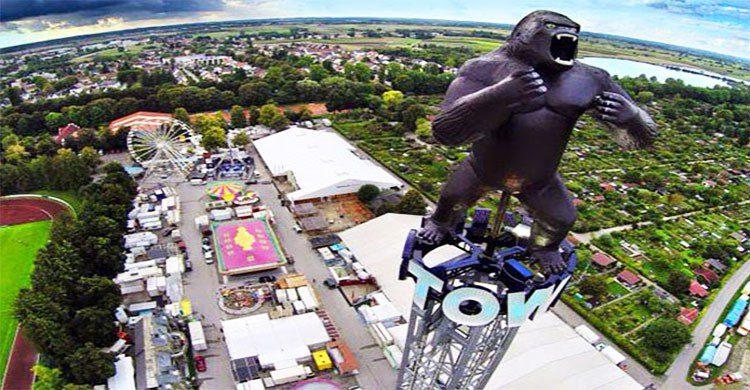 Torre King Kong