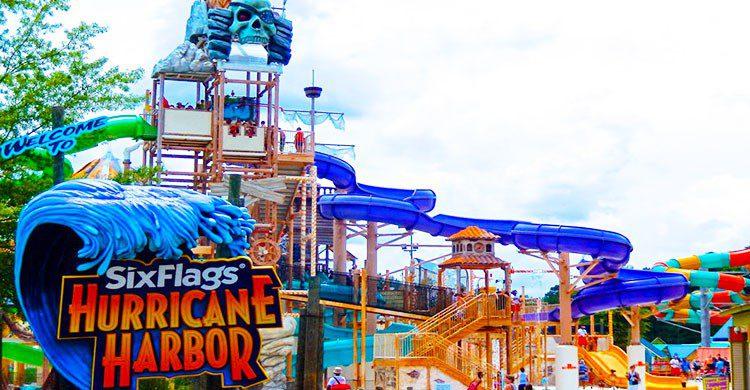 Parque de Six Flags