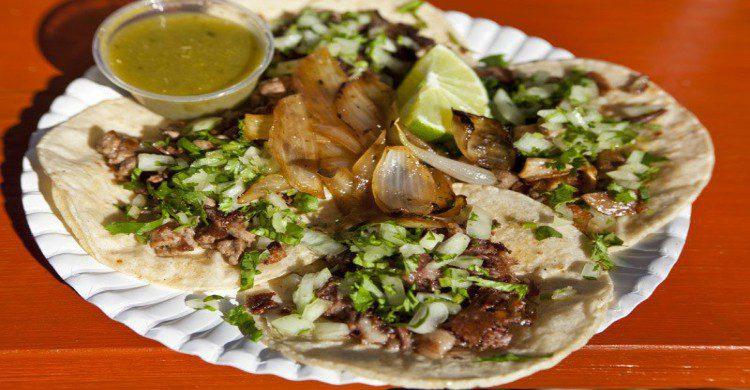 Tacos de tripa