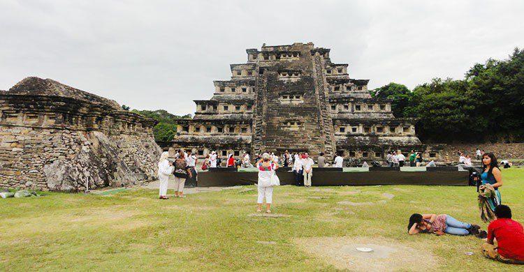 Zona arqueológica de Tajín