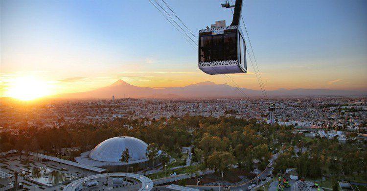 Teleférico de Puebla