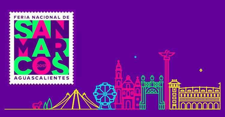 Cartel de la Feria de San Marcos