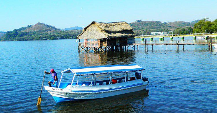 Laguna de Catemaco Veracruz