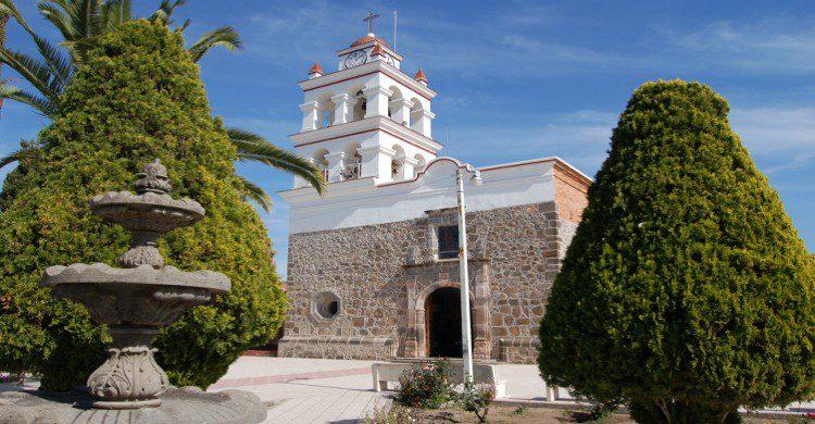 Catedral en Mixtlán