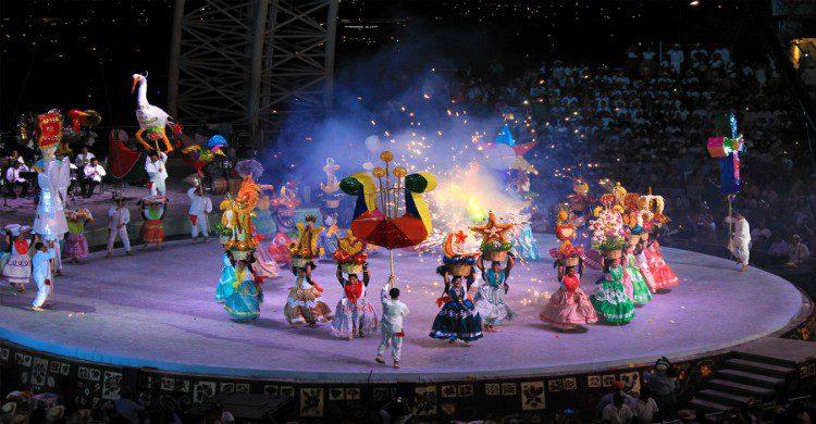 Bailes típicos de Oaxaca