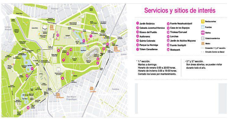 Crédito de la imagen: chapultepec.org.mx