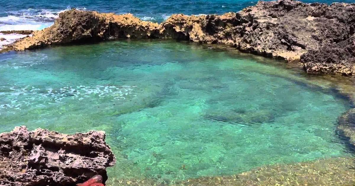 Las 7 mejores piscinas naturales en m xico para un - Piscinas naturales mexico ...