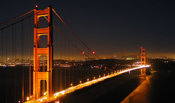 560px_puente Golden Gate por la noche