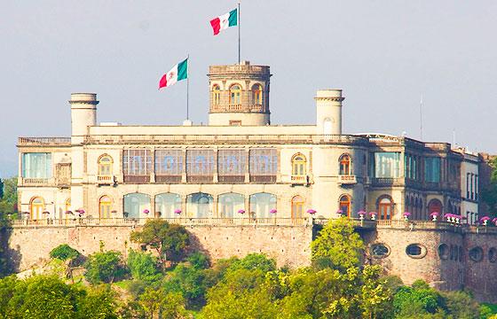 castillo-chapultepec