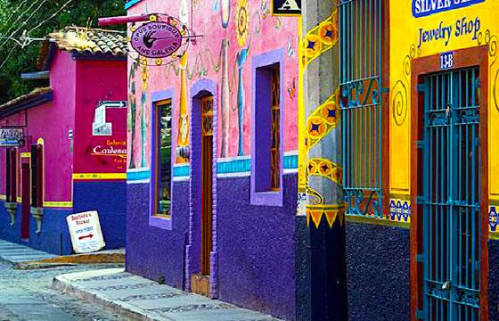 calles coloridas
