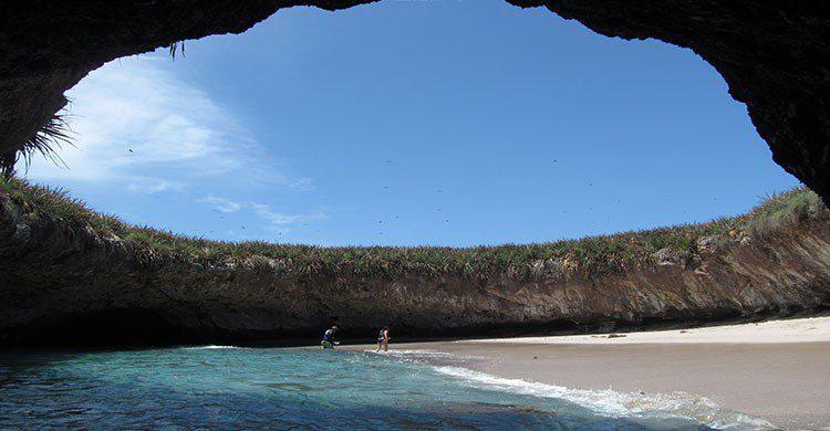 Playa Escondida, México