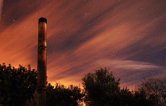 Algarve, Portugal. Los mejores lugares del mundo para ver las estrellas.